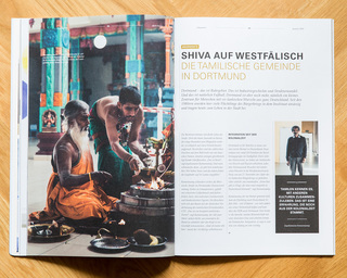Character Magazine Issue 8 / Bethmann Bank / Biedermann & Brandstift